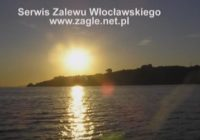 Żagle na Zalewie Włocławskim